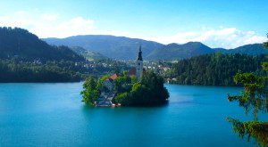 SLOVENIA Bled S