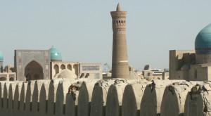 Bukhara_Panorama UZB