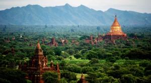 Templos-de-Bagan - BIRMANIA
