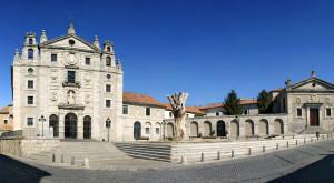 Monasterio de Santa Teresa, Avila, Spain